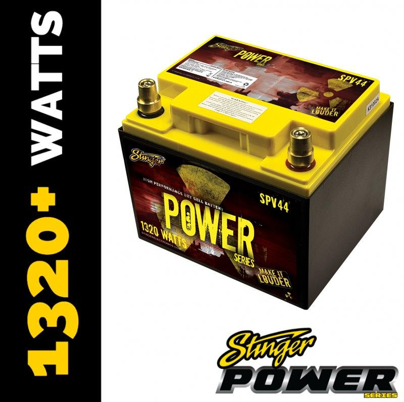 660 AMP POWER SERIES DRY CELL STARTING OR SECONDARY BATTERY