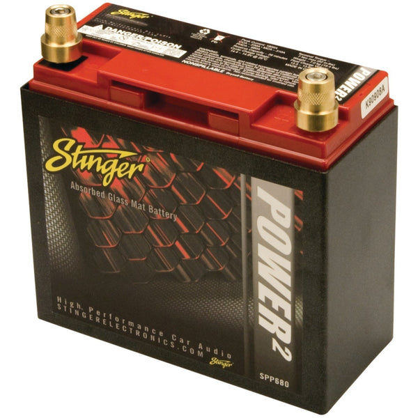 680 AMP SPP SERIES DRY CELL STARTING OR SECONDARY BATTERY