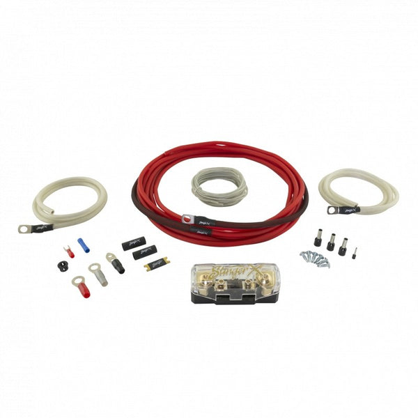8 GA Power Ultimate Wiring Kit