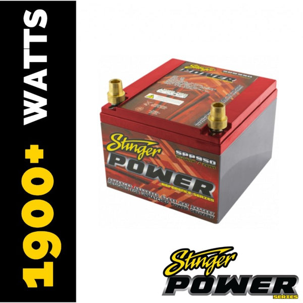 950 AMP SPP SERIES DRY CELL STARTING OR SECONDARY BATTERY
