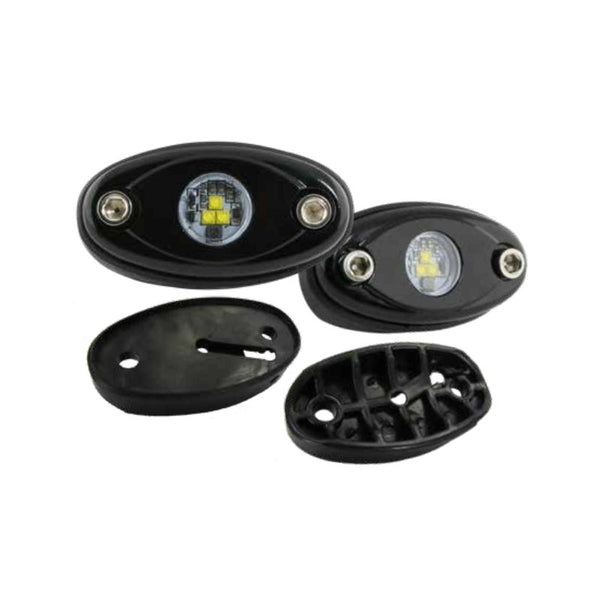 BLUE IPX68 LED GUNNEL/DECK/CABIN ACCENT LIGHTS (PAIR)
