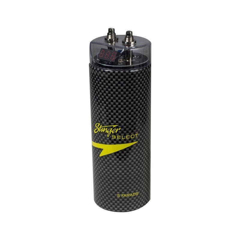 CARBON FIBER 5 FARAD DIGITAL CAPACITOR