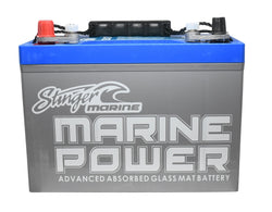 GROUP 27 MARINE BATTERY