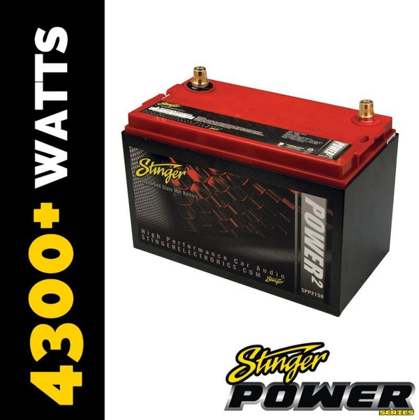 GROUP 31 - 2150 AMP SPP SERIES DRY CELL STARTING OR SECONDARY BATTERY