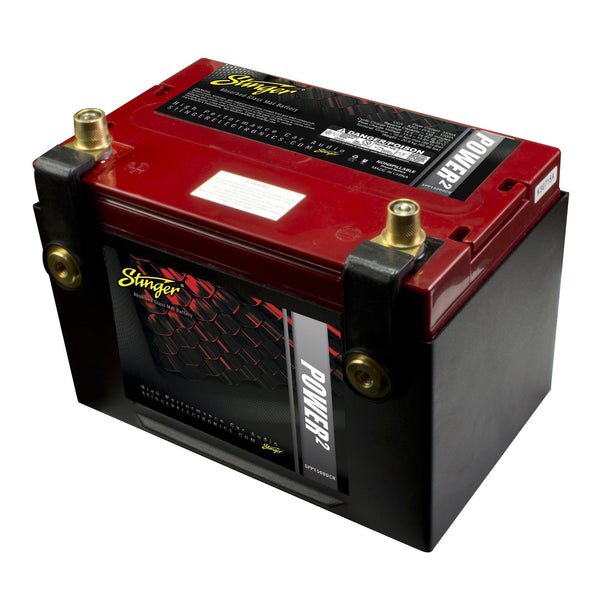 GROUP 34, 34M, 78 - 1500 AMP SPP SERIES DRY CELL STARTING OR SECONDARY BATTERY