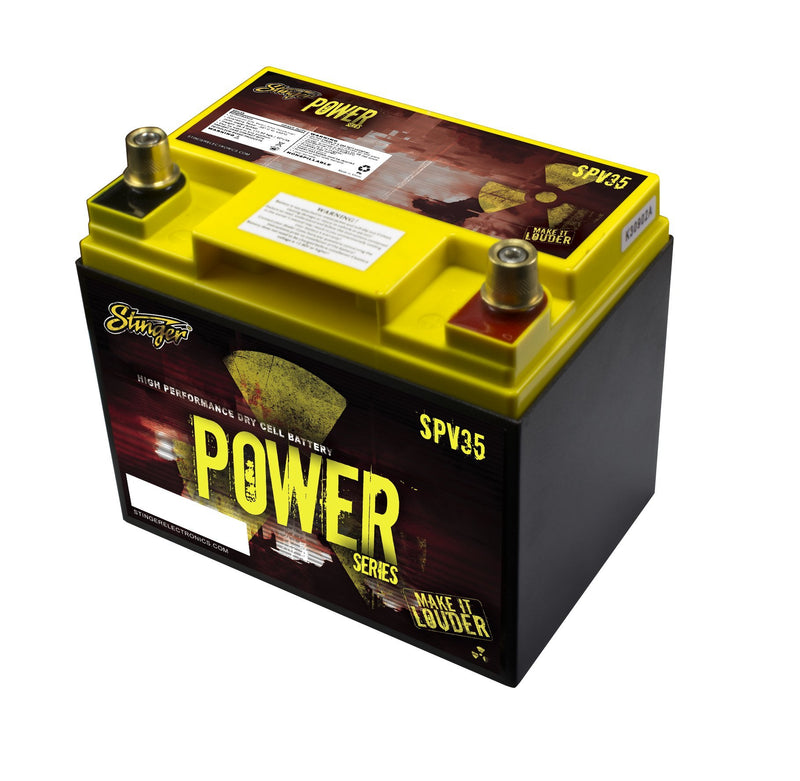 GROUP 51 - 525 AMP 12V POWER SERIES DRY CELL BATTERY