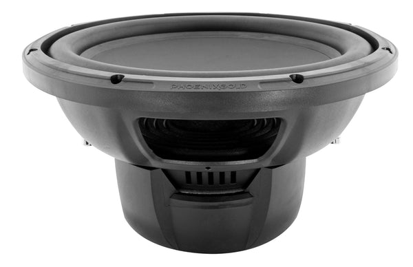 "GX 12"" High Performance Dual 2-Ohm Subwoofer"