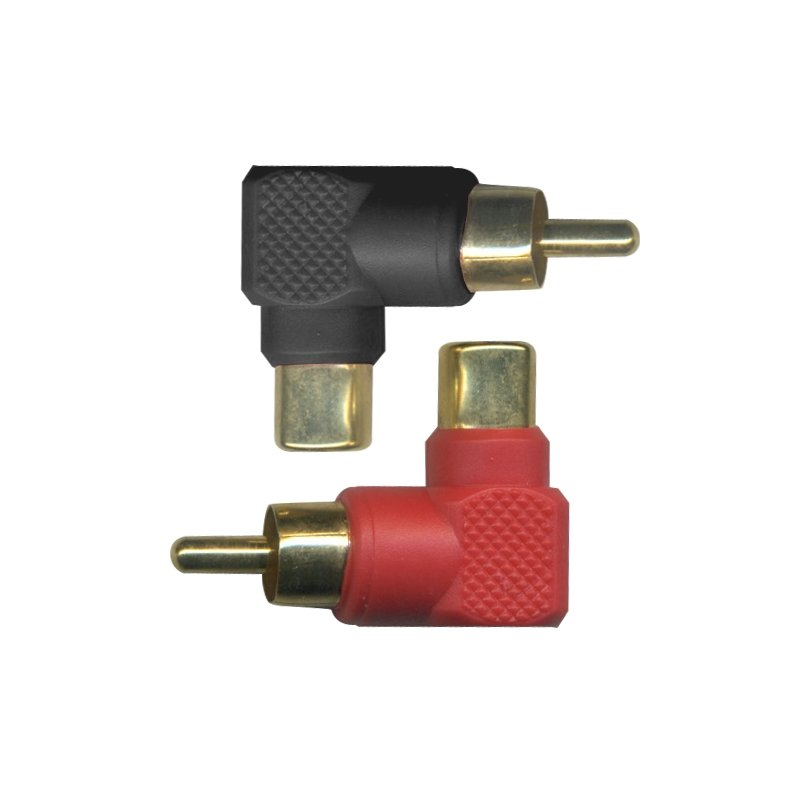 MALE TO FEMALE RCA ADAPTER