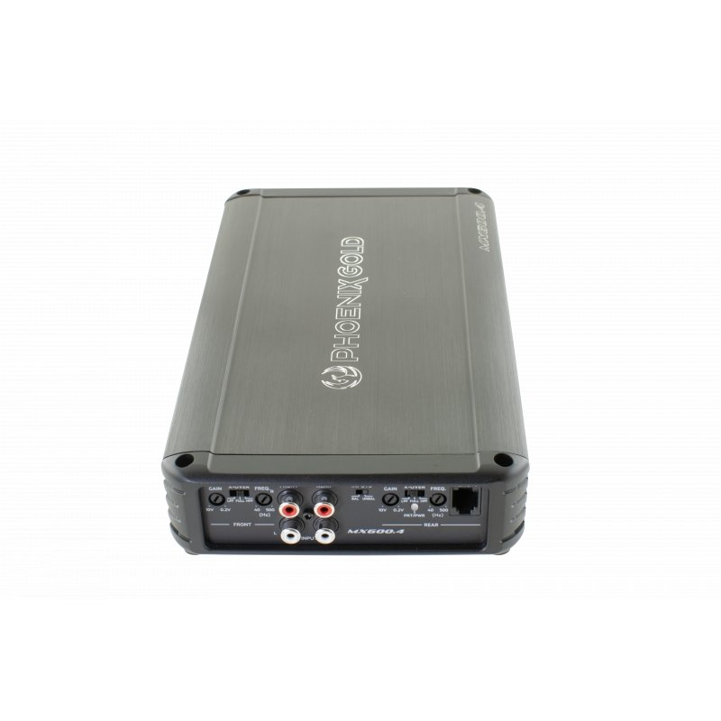 MX 600W 4 Channel Full Range Class D Sub Compact Amplifier