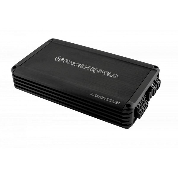 MX 800W 5 Channel Full Range Class D Sub Compact Amplifier
