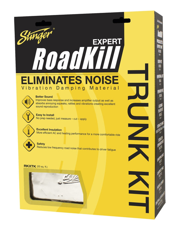 ROADKILL EXPERT TRUNK KIT