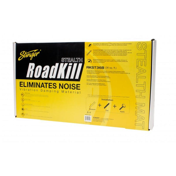 ROADKILL STEALTH BLACK BULK PACK