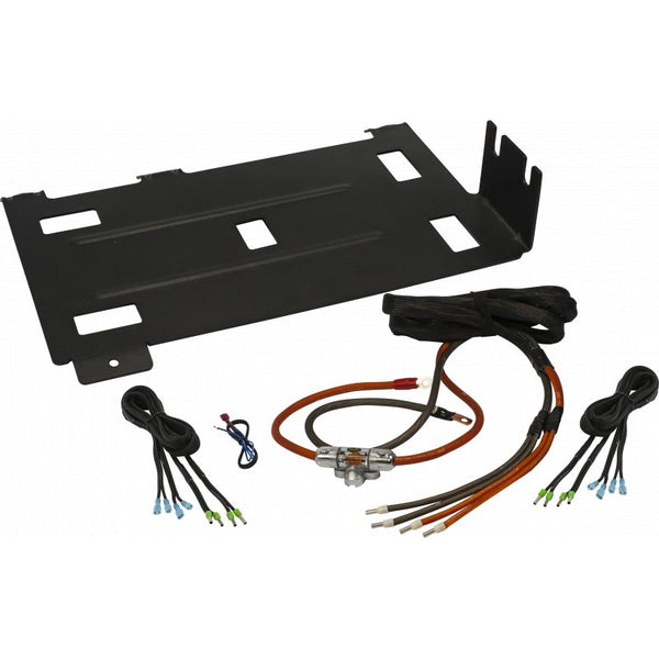 UNIVERSAL 2/4 CHANNEL AMPLIFIER INSTALLATION KIT FOR OFF-ROAD VEHICLES