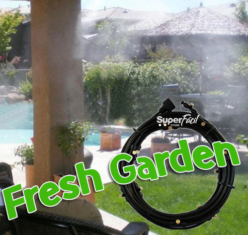 Fresh Garden - Nebulizador Artificial