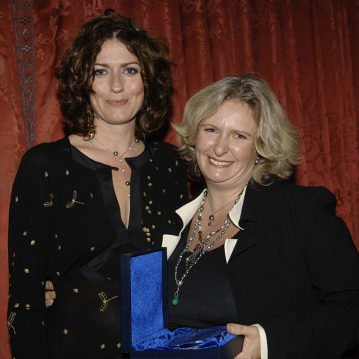 UK Tahitian Pearl Awards presented by Anna Chancellor