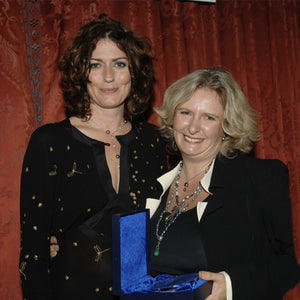 Anna Chancellor at the Tahitian Pearl Trophy awards