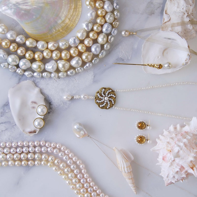 Beginner's Guide to the Unique Shapes in Pearls