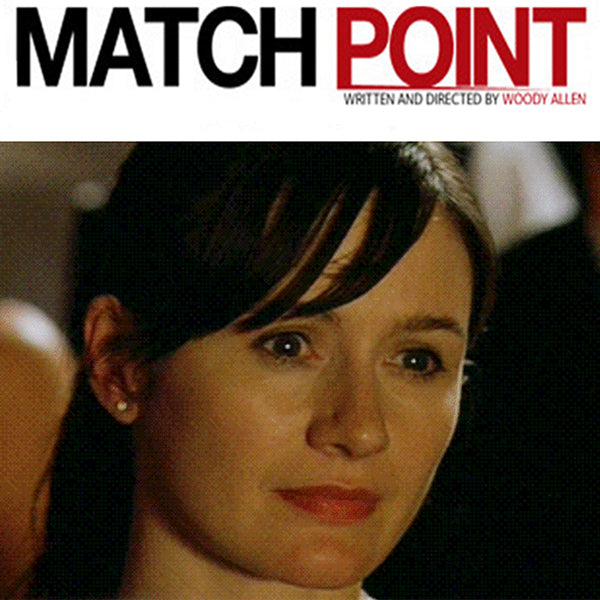 Scarlett Johansson and Match Point