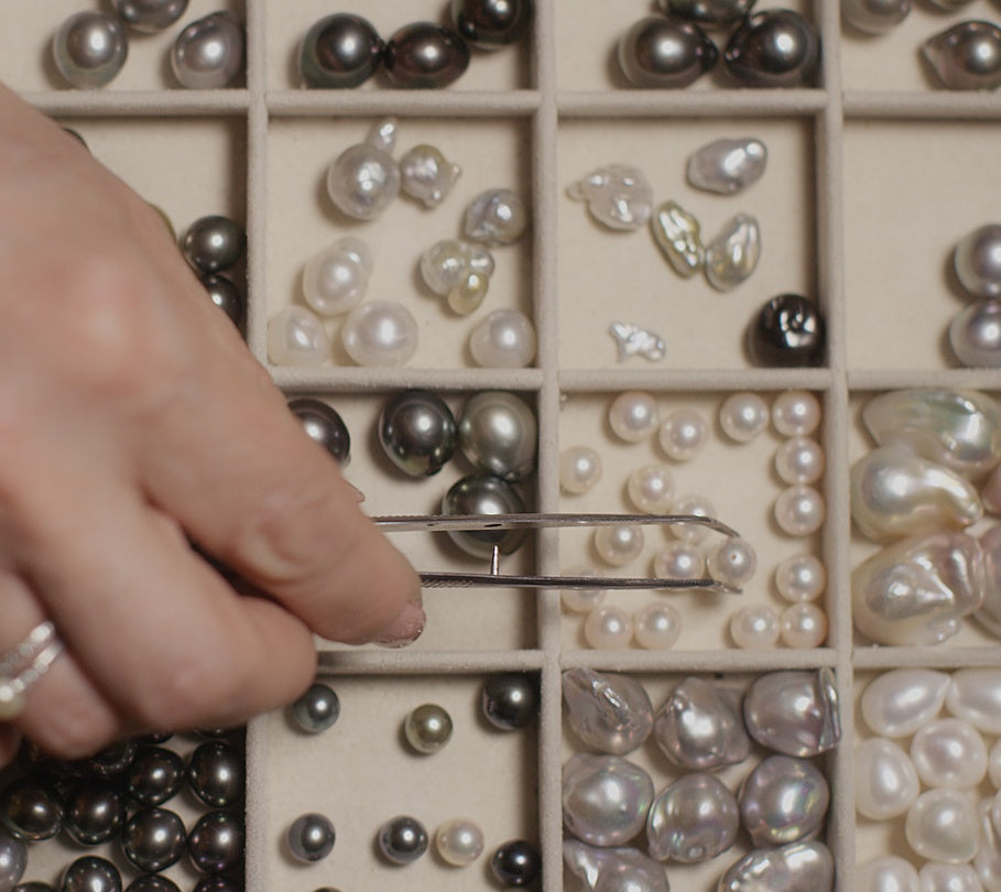 In the beginning …. Of cultured pearls Part 2