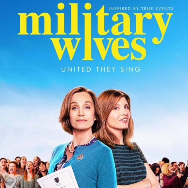Kristin Scott Thomas in Military Wives