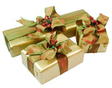 Christmas Gift wrapping for pearl jewelry