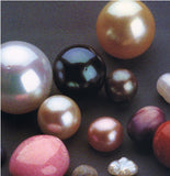 Pearls of different types