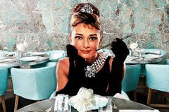 Breakfast at tiffany's pearls