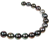 Cultured Tahitian pearls