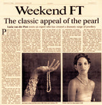 Lucia Van der Post on the classic appeal of pearls