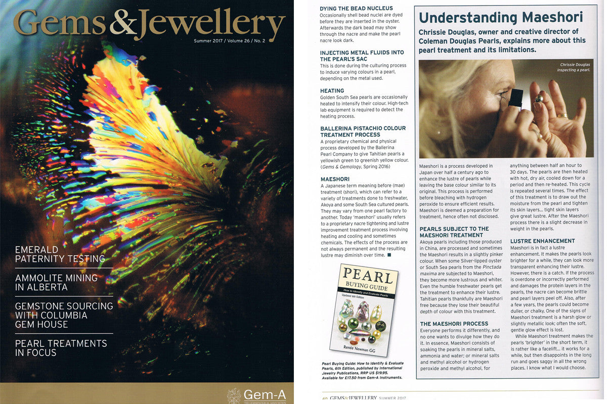 Gems and Jewellery