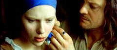 Pearls in The Girl With The Pearl Earring Film