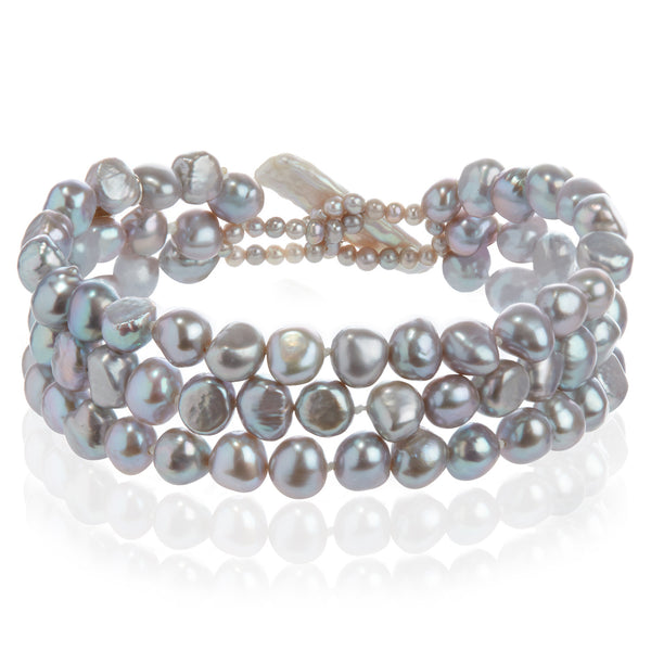 Products Tagged Multistrand Pearl Bracelets Coleman Douglas Pearls