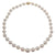 White-Gold South Sea Pearl Necklace (Made To Order)