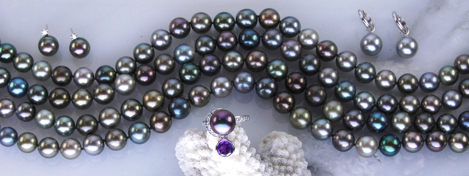 Cultured freshwater pearl Jewellery UK