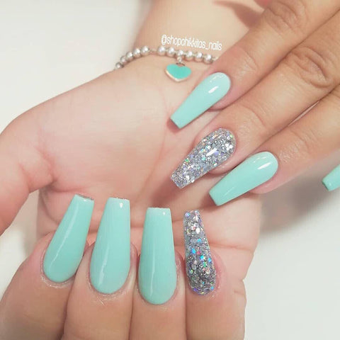 Sweet Tooth pastel nail color