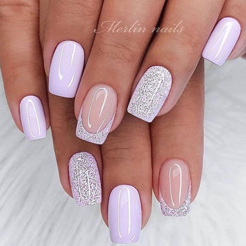 Chit Chat pastel nail color