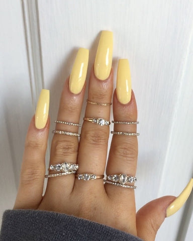 Main Squeeze pastel nail color