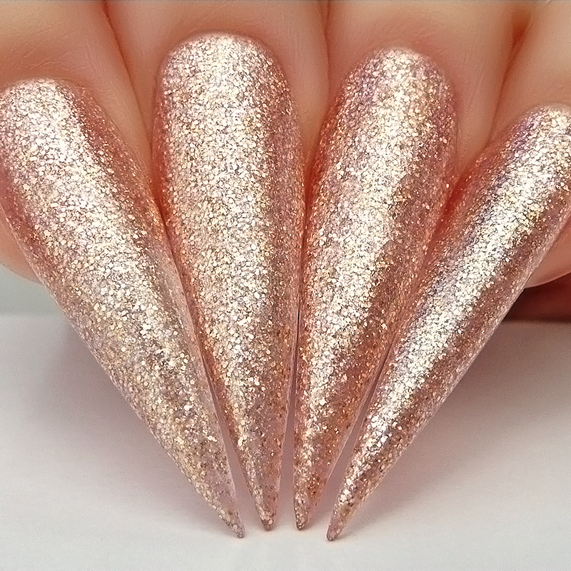 D625 Stiletto Nails