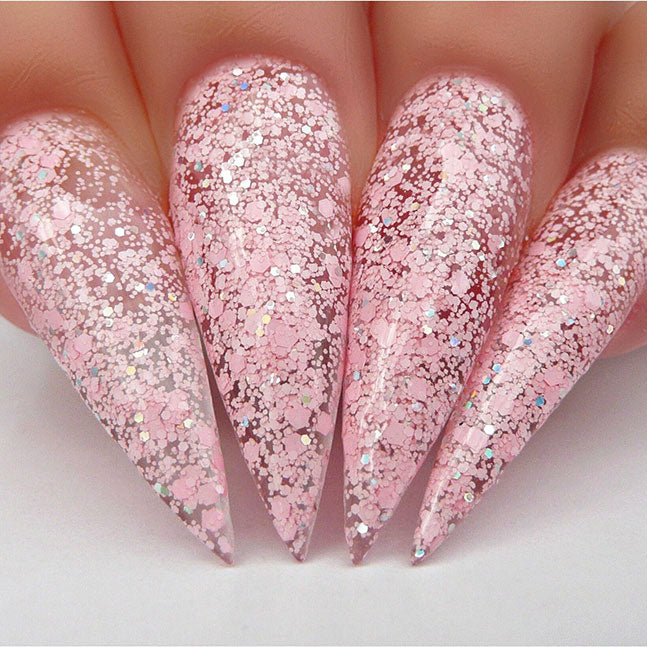D496 Stiletto Nails