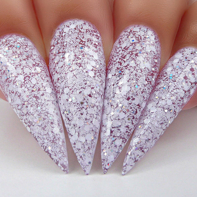 D497 Stiletto Nails