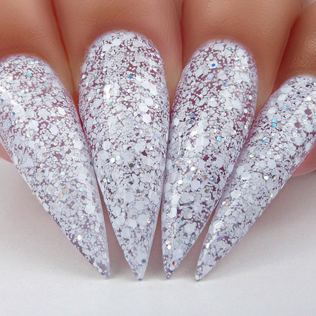 G497 Stiletto Nails