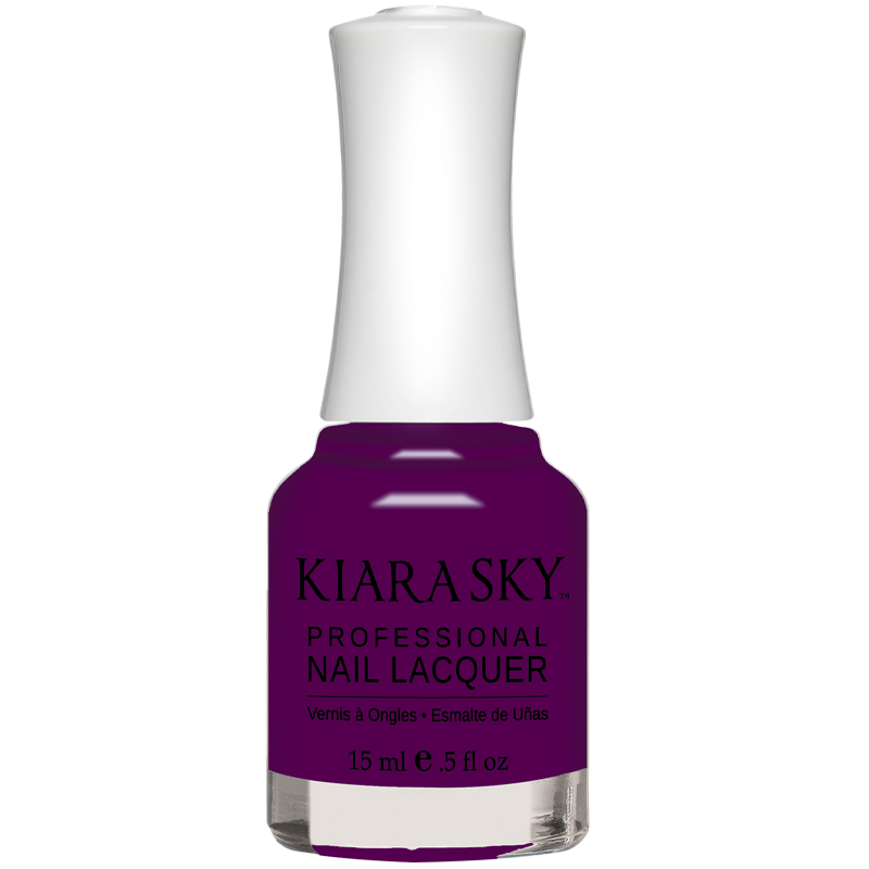 N596 Nail Lacquer Bottle