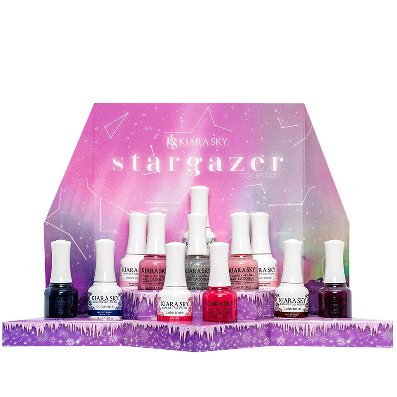 STARGAZER COLLECTION - GEL AND LACQUER