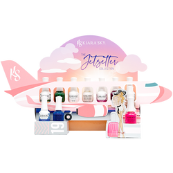 Jetsetter Collection Display