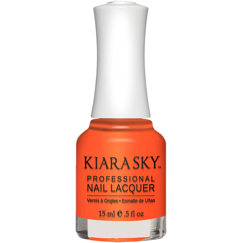 N444 Nail Lacquer Bottle