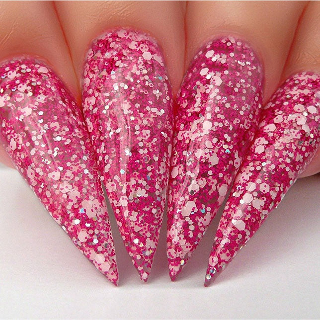 N498 Stiletto Nails