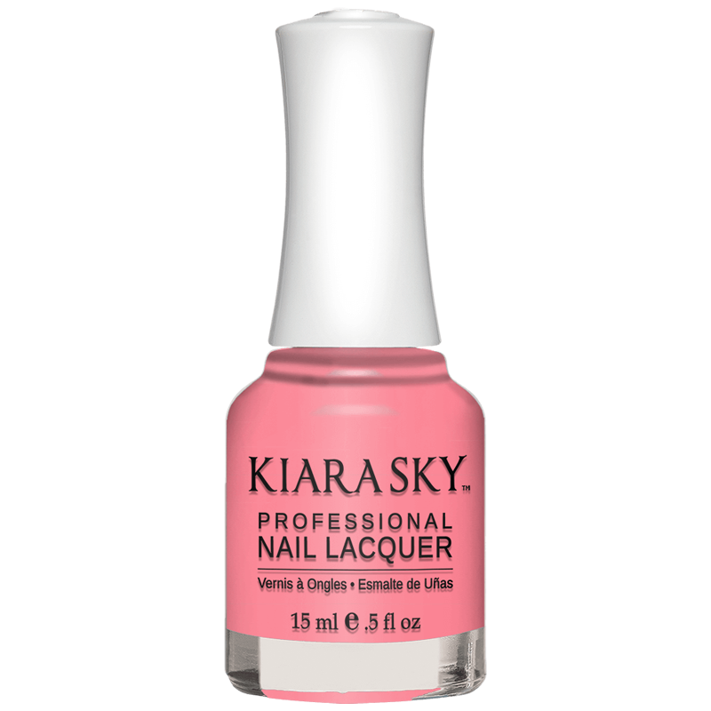 N537 Nail Lacquer Bottle