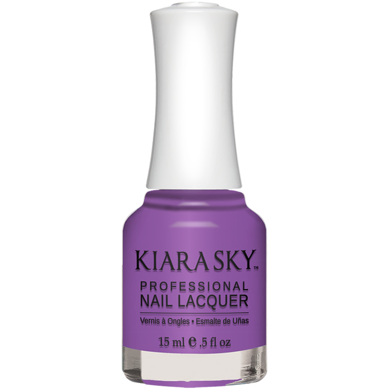 N590 Nail Lacquer Bottle