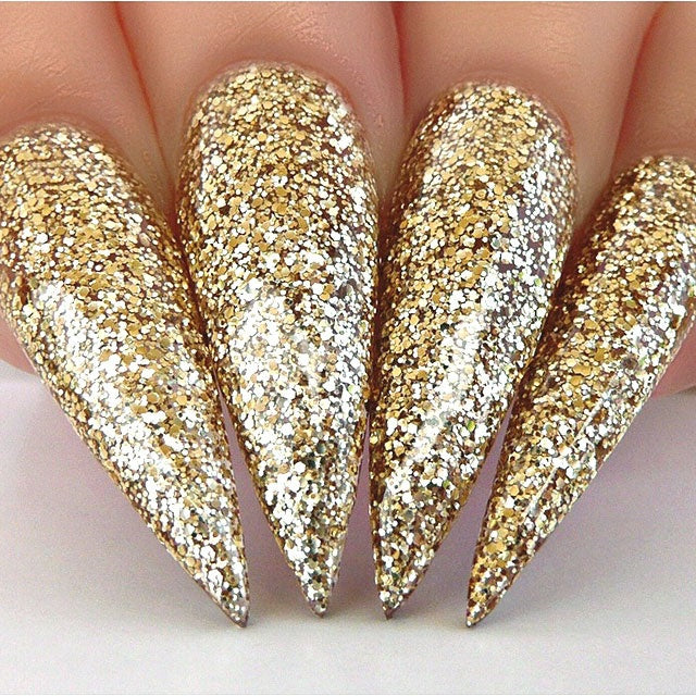 D554 Stiletto Nails