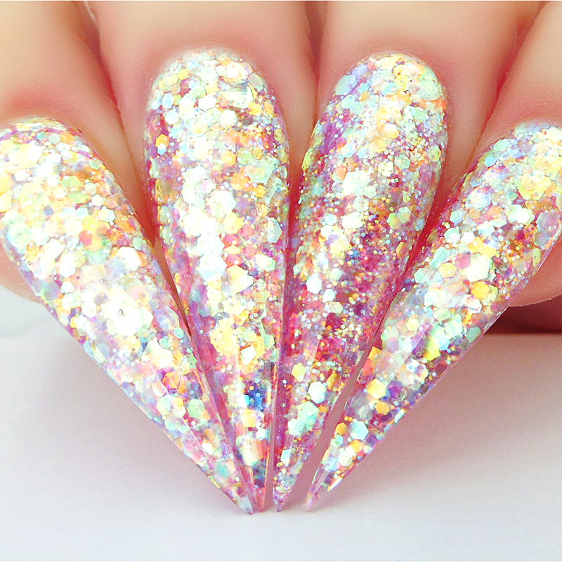 SP206 Stiletto Nails
